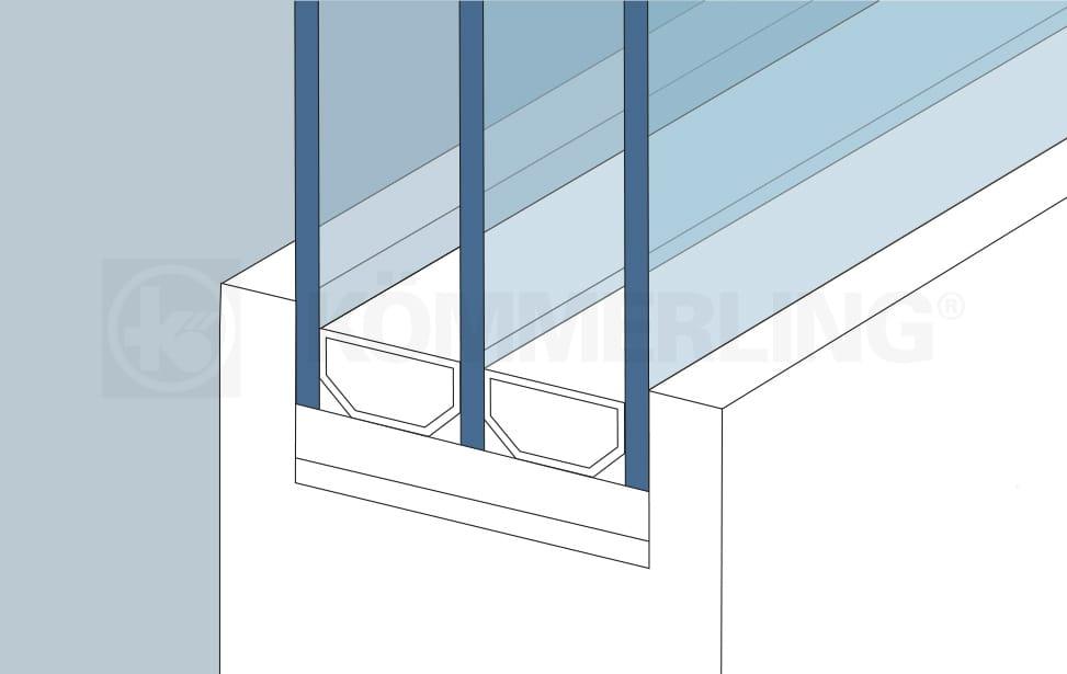 Dreifachverglasung Wärmedämmung Schallschutz