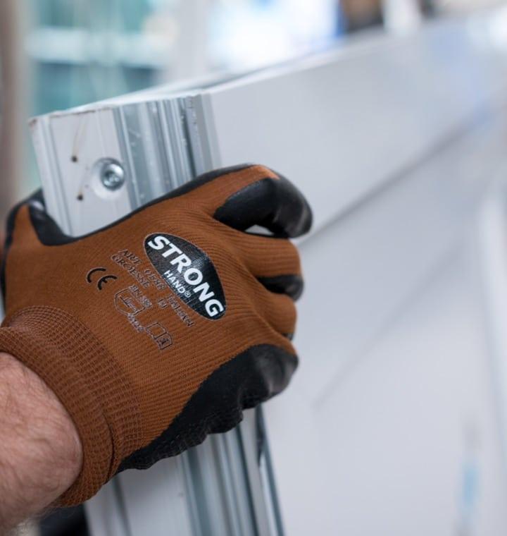 Fensterbau Schallschutz Stahlkern